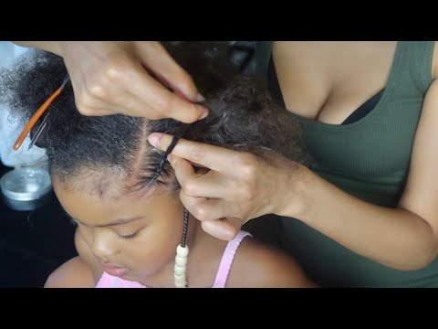 The Best Back To School Hair Style Idea