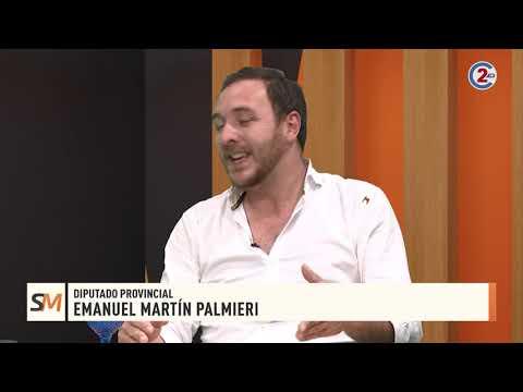 Sobremesa 23-12-20| Emanuel Martín Palmieri - Diputado Provincial