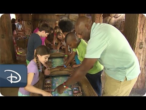 Interactive Queue at Seven Dwarfs Mine Train | Walt Disney World