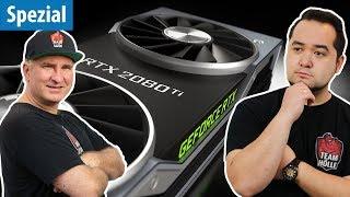 MEGA-FAQ: Wir klären Eure Fragen zu den RTX-2080-Grafikkarten von Nvidia #Gaming-PC
