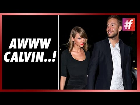 #fame Hollywood - Calvin Harris Takes Taylor Swift To Meet His Parents