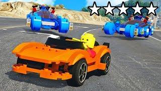 Die LEGO Version von GTA 5 spielen!