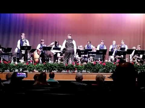 Deep Run High School 2017 Spring Concert Jazz Band 2