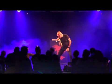Leather Strip am 02.06.2018 bei Clemens Gebutstagsparty in Frankfurt/Main