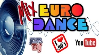 EURODANCE 90's MIX 1. Changa de los 90. Flashback