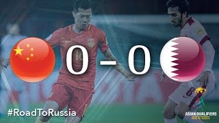 Video Gol Pertandingan China vs Qatar