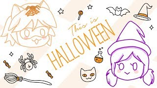 This is Halloween - Part 1/31 (A Miraculous Ladybug Fanfiction Special)