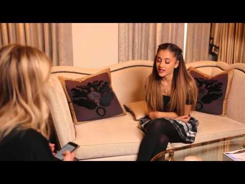 MNM: Ochtendprinses Julie Van den Steen op de koffie bij Ariana Grande in Londen