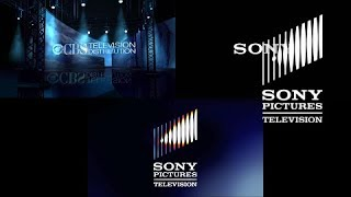 CBS Television Distribution/Sony/Sony Pictures Television (4/20/2018) (60fps)