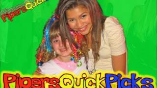 ZENDAYA BEFORE Shake It Up & Spiderman with Hollywood's Youngest Entertainment Reporter PIPER REESE!