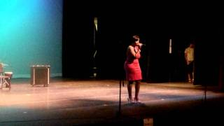 "Beyonce's ""Listen"" from Dreamgirls Soundtrack (Christina Frazier)"