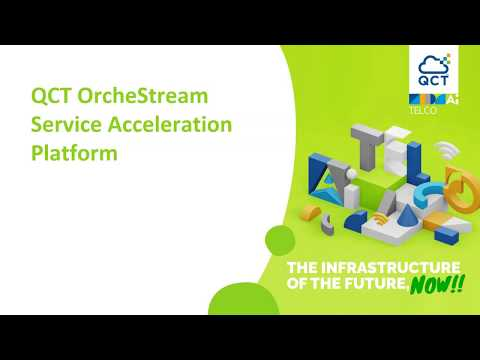 MWC2020: QCT OrcheStream - Service Acceleration Platform
