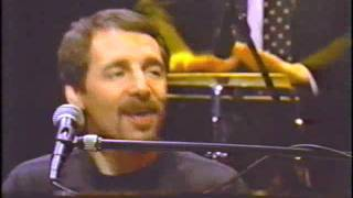 "Ben Sidran in Australia, 1989 ""Too Hot To Touch"""