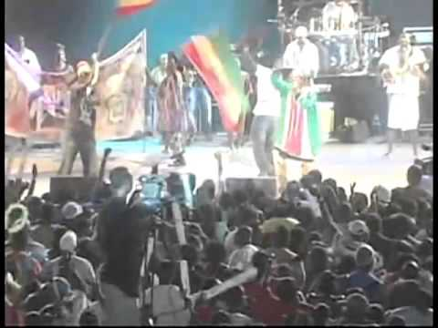 Kiuyode   Dem Lie, Live! Antigua Carnival 09