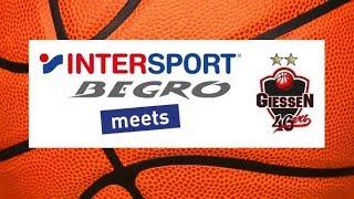 Intersport Begro meets GIESSEN 46ers