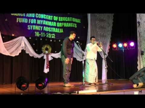 Burmese Radio BCBG, Burma's Orphanages Fundraising Show 2012-Sydney