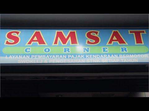 (Balikpapan Trade Center) BTC's SAMSAT Corner Mannequin Challenge