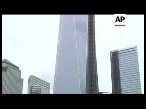 USA Tower - 1 World Trade Center named as tallest US building, beating Willis Tower