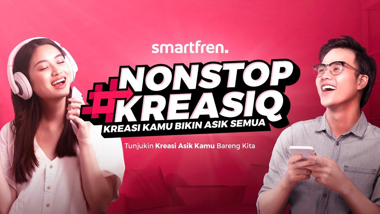 #NonstopKreasiq Quotes & Music Challenge - Jangan Putus Asa Apalagi Putus Asik!!