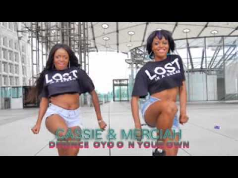 D'Prince – OYO On Your Own  (Official dance Video)