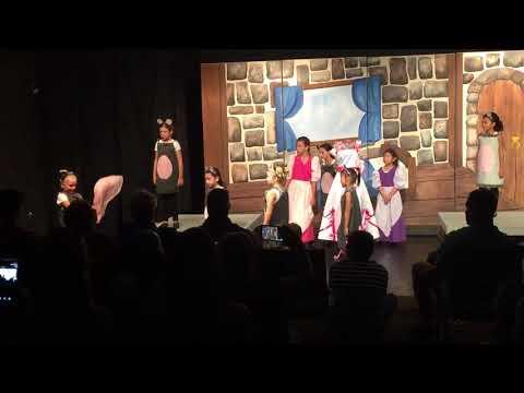 Off Broadway Children's Theatre: Cinderella Kids