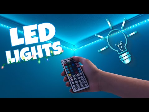 The Best LED Lights To Buy! Installing & Testing Them!