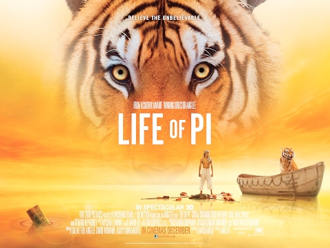 "Author Yann Martel interview on ""Life of Pi"" (2002)"
