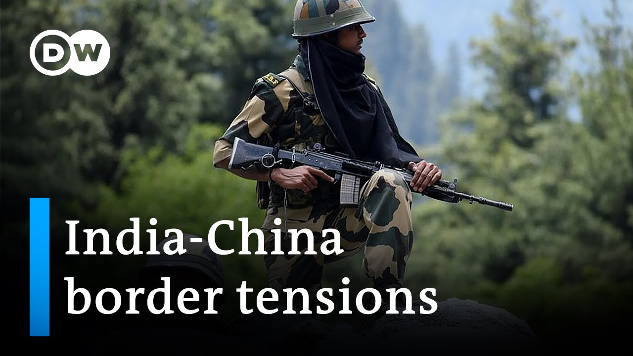 Download Where does the India China border conflict stand one year after the deadly Ladakh clashes? | DW News