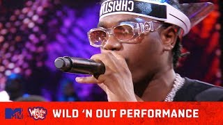 Smino Tears the Stage Down w/ 'Klink' 🥂 Performance | Wild 'N Out