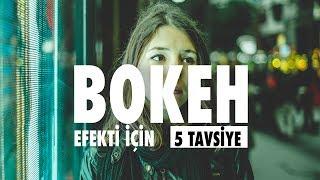 Bokeh Efekti ile Mobil Fotoğraf Çekimi için 5 Tavsiye