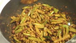 Spicy Tindora Channa Mangalorean style at Everyday Indian Cooking