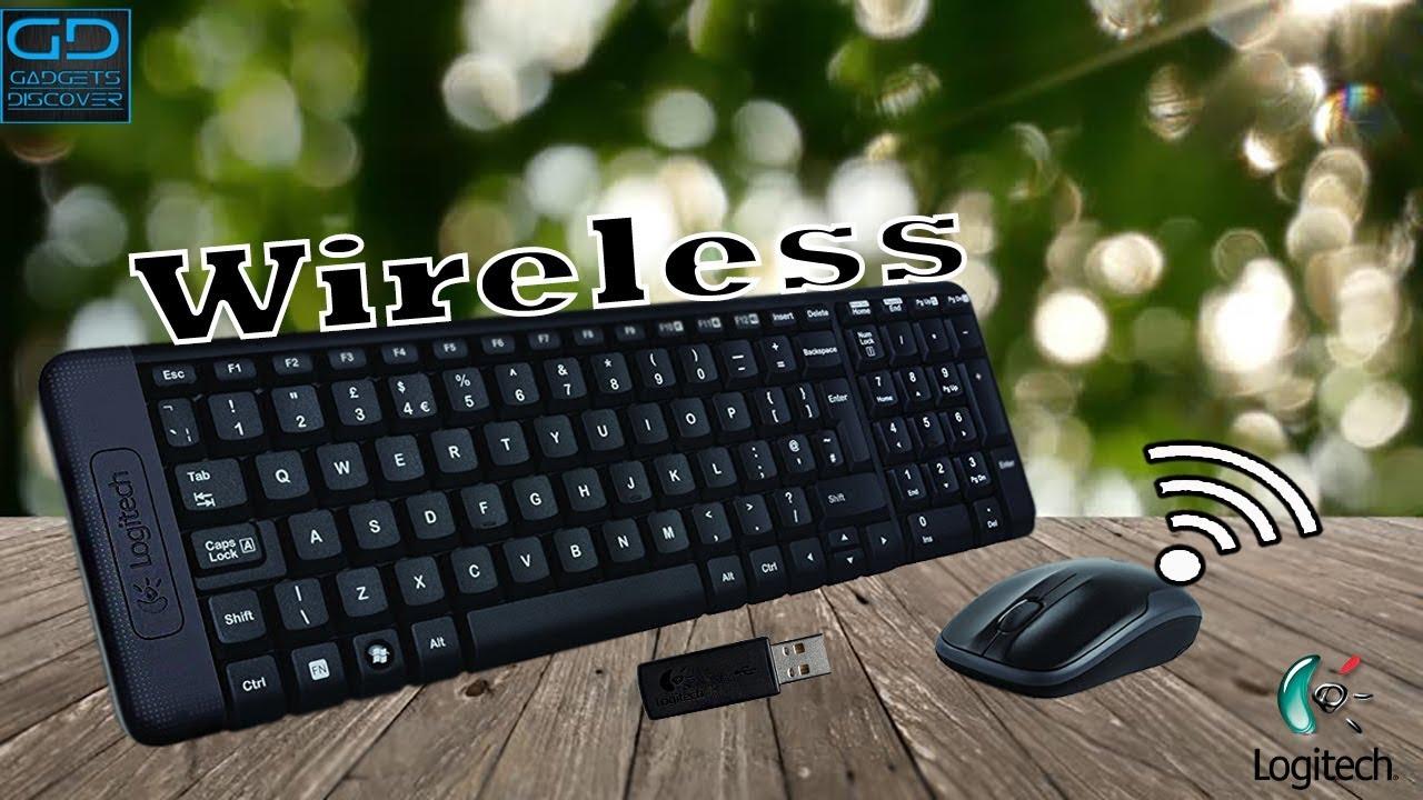 Logitech MK220 Wireless Keyboard & Mouse Review |HD|