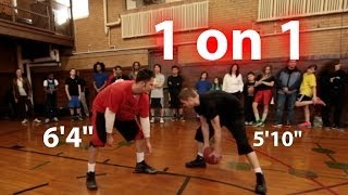 The Professor called out by a Chicago Baller 1 on 1 thumbnail