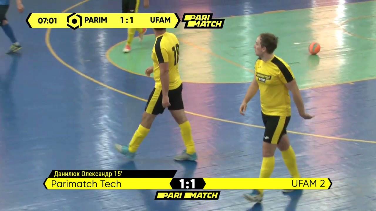 Огляд матчу | Parimatch Tech 1 : 4 UFAM 2