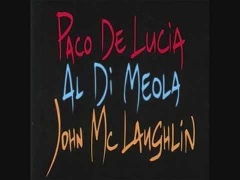 Paco de Lucia, Al di Meola, John McLaughlin - Beyound the Mirage