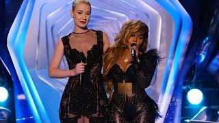 Lil' Kim & Iggy Azalea present 'Best Hip-Hop Video' - VMA 2013