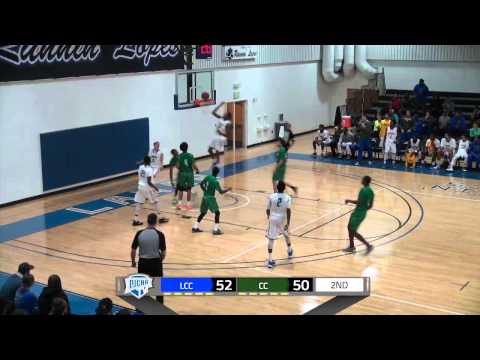 Clarendon College vs. Lamar Community College (Men's Basketball)