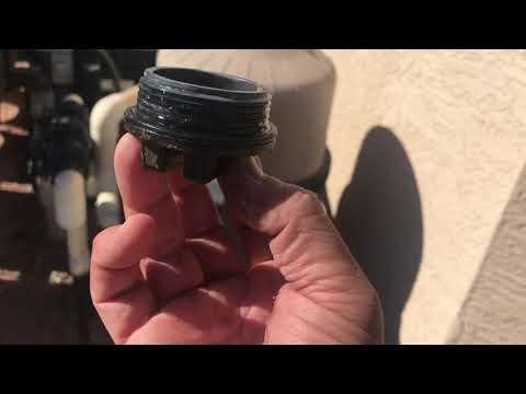 Hayward Cartridge Filter Cleaning