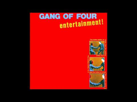 Gang of Four - Natural's Not In It (HD Audio, Lyrics)