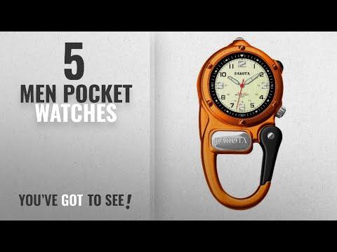 Dakota Pocket Watches [ Winter 2018 ]   New & Popular 2018