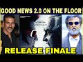 Good news robot 2.0 release date should be finale ...