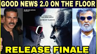 Good news ! Robot 2.0 Release date Should be finale   Akshay Kumar   Rajnikant   Shankar   2.0