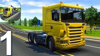 Drive Simulator 2020 - Gameplay Walkthrough Part 1 Free Ride (Android) screenshot 4
