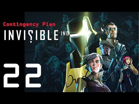 Invisible Inc. Contingency Plan 22 - Got a lock decoder!
