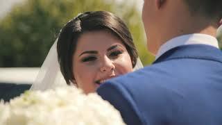 свадьба Максима и Ксении 18 августа 2018