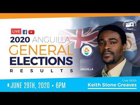 2020 Anguilla General Elections Results
