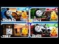 Thomas & Friends - Thomas Toby Emily James Percy | Go Go Thomas