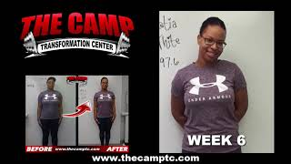 Parma Fitness 6 Week Challenge Results - Latia White