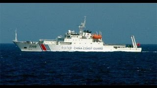 Chinese Coast Guard sends seven ships in latest Diaoyu Islands patrol