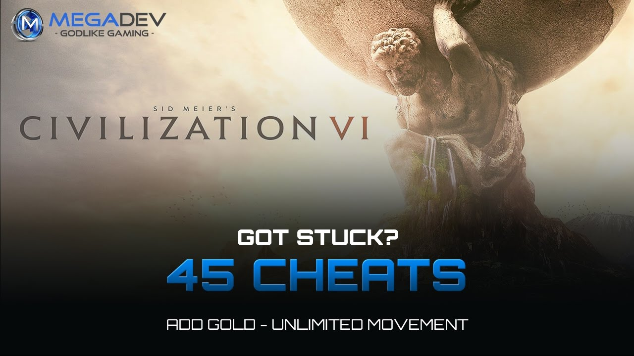 Sid Meier's Civilization 6 Trainer + Cheats